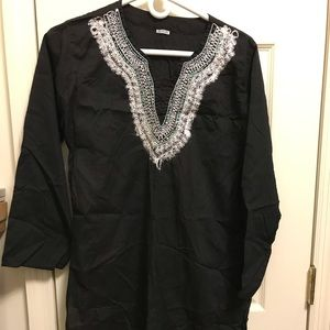 Other - Boho tunic shirt